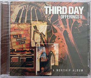 third day miracle album
